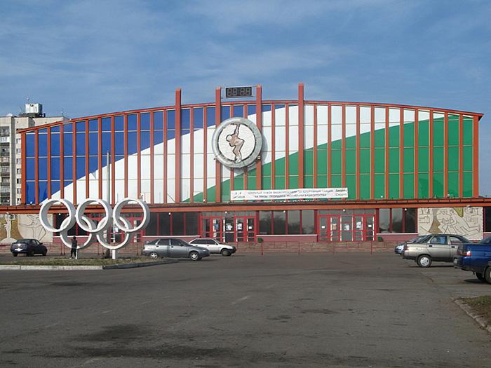 Ледовый дворец спорта «Салават Юлаев»: до реконструкции