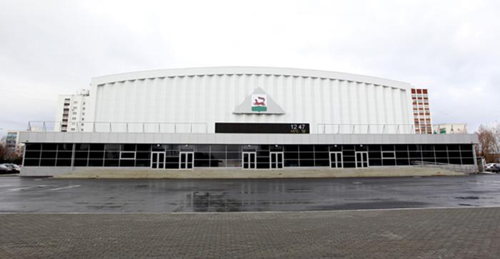 Ледовый дворец спорта «Салават Юлаев»: после реконструкции