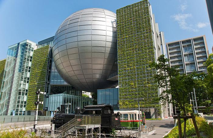 Музей науки в Нагое