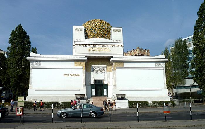 Выставочный павильон «Дом Венского сецессиона» в Вене