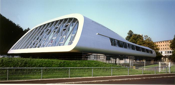 Научно-исследовательский центр компании Semperit в Вимпассинге