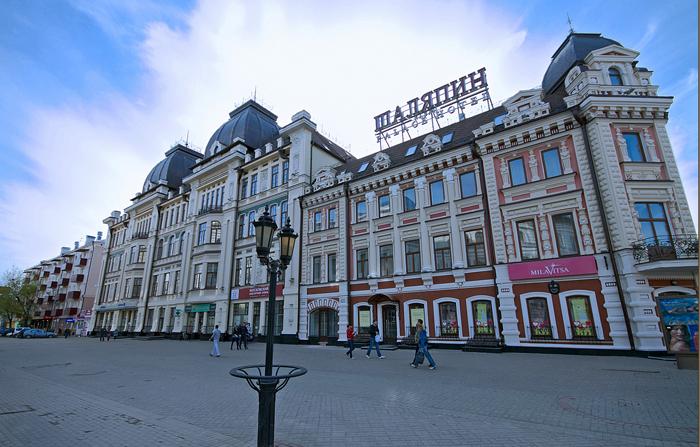Отель «Шаляпин Палас»