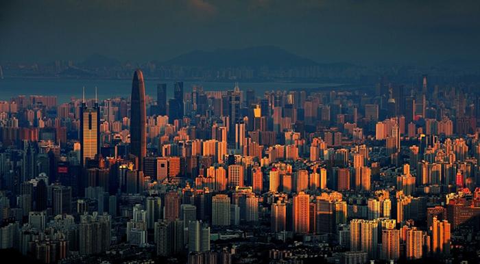 Панорама Шеньчжэня