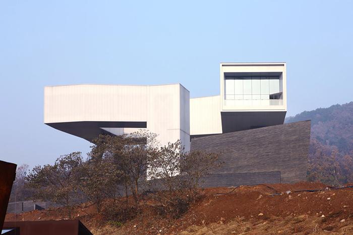 Художественный музей в Нанкине, Китай