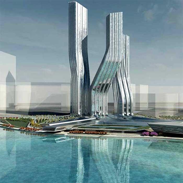 Многофункциональный комплекс Signature Towers в Дубае