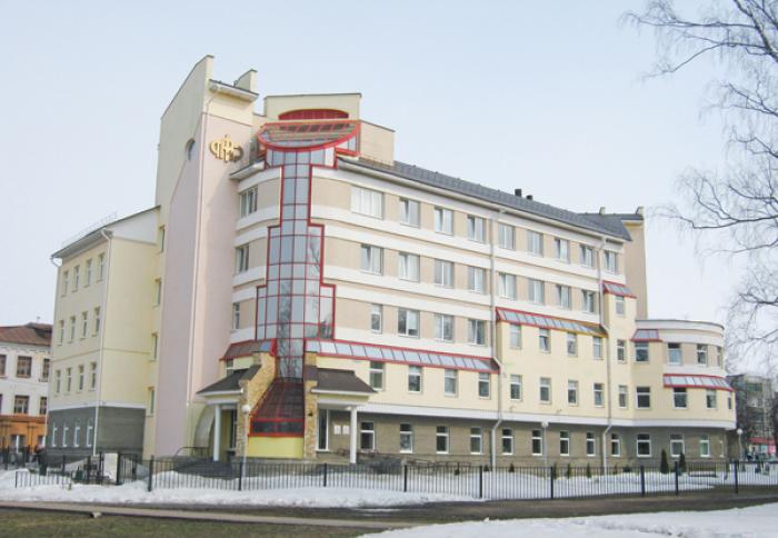 Управление Пенсионного фонда в Смоленске
