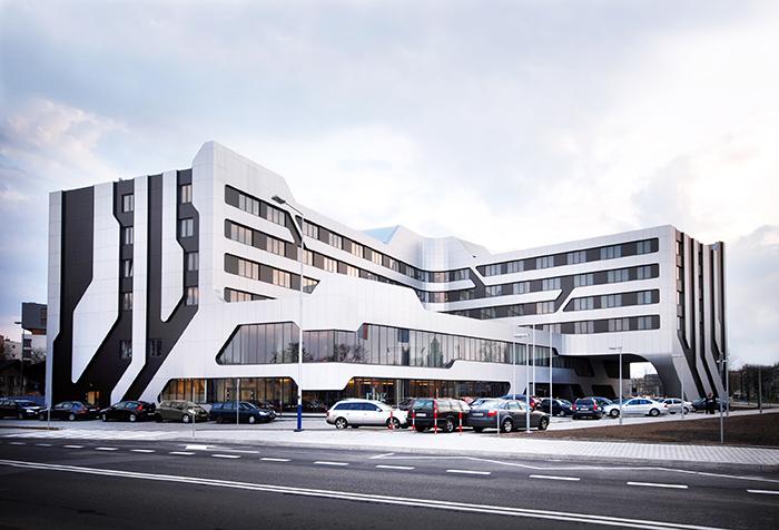 Гостиничный комплекс S.O.F. Park Inn в Кракове