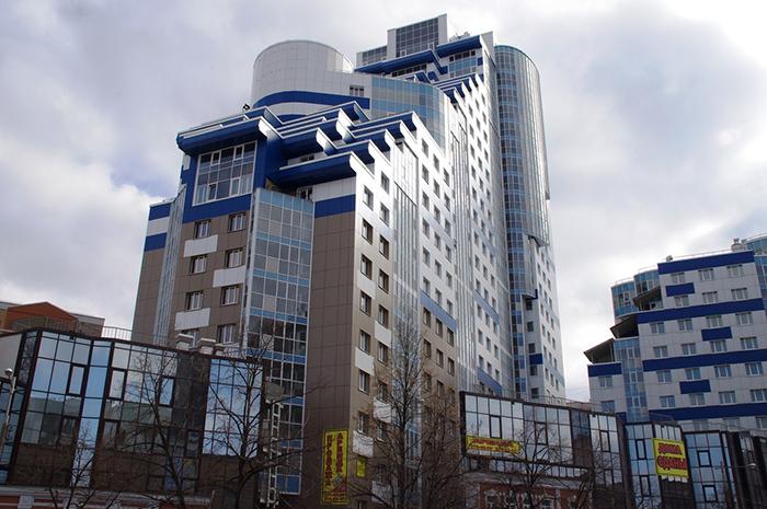 Жилой комплекс «Степ Грин Хаус»