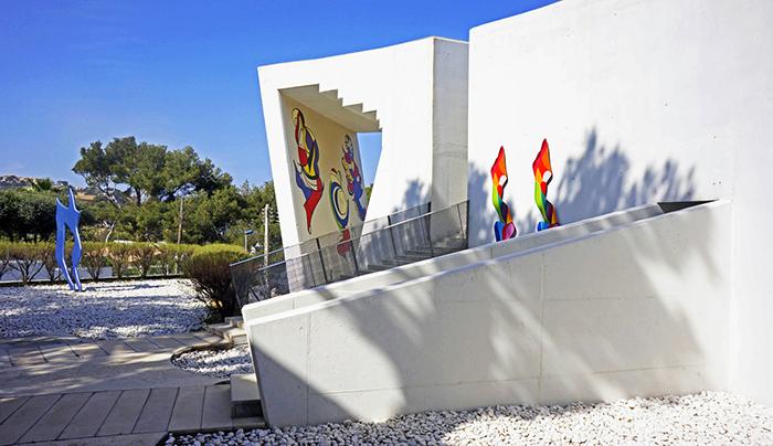 Частная мастерская и галерея 'Вейл' в Майорке, Испания