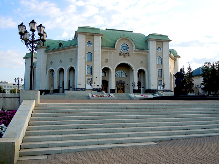 Башкирский театр драмы им. Мажита Гафури