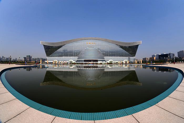 Глобальный центр «Новый век» в Чэнду