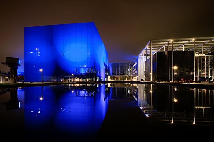Концертный зал в Копенгагене, Дания