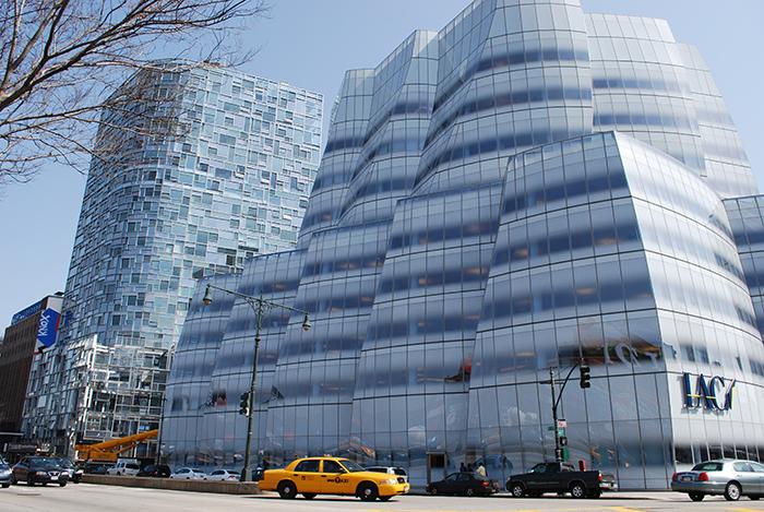 Штаб-квартира корпорации InterActive в Нью-Йорке