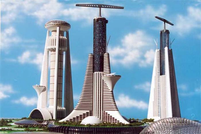 """Глобальный проект устойчивой цивилизации """"Венера"""""""
