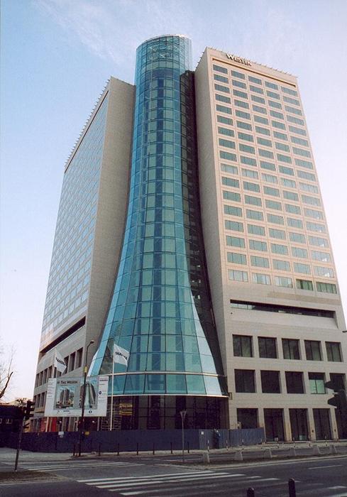 Отель The Westin в Варшаве