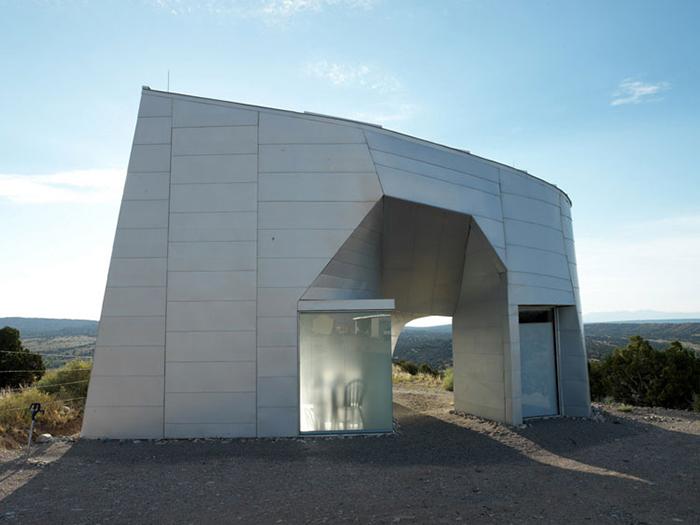 «Турбулентный дом» в Эбикью, США