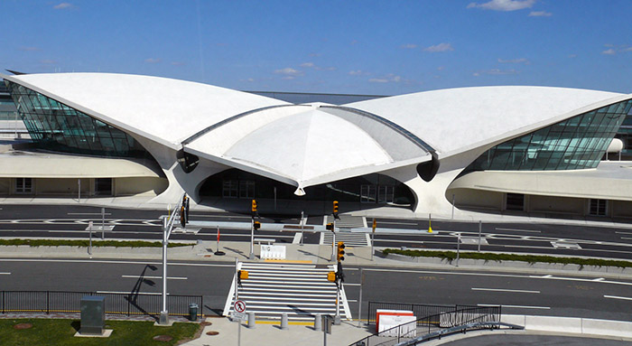 Пятый терминал Международного аэропорта имени Джона Фитцджеральда Кеннеди