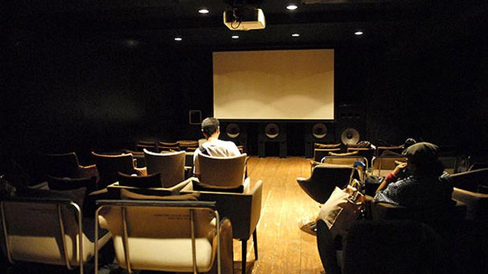Кинотеатр Uplink X в Токио