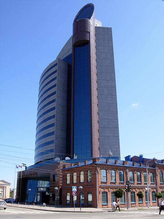 Штаб-квартира банка «УРАЛСИБ»