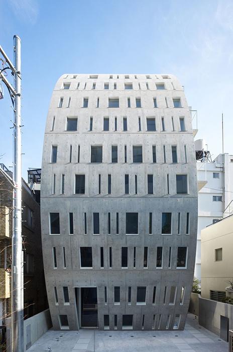 Комплекс Urbanprem Minamiaoyama в Токио