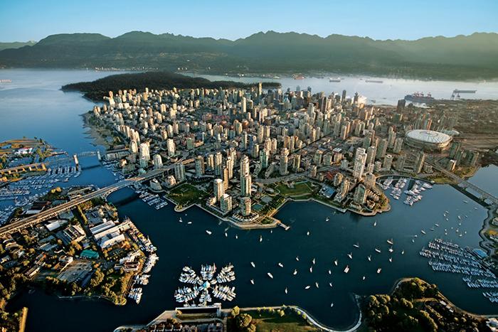 Панорама Ванкувера