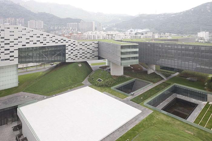 Центр Ванке в Шэньчжэне, Китай