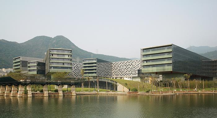 Центр Ванке в Шэньчжэне