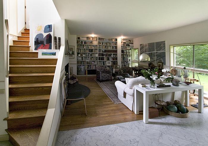 Дом Ваны Вентури: интерьер помещения