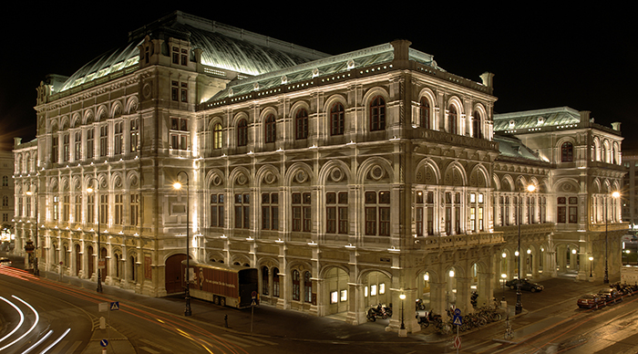 Оперный театр в Вене, Австрия