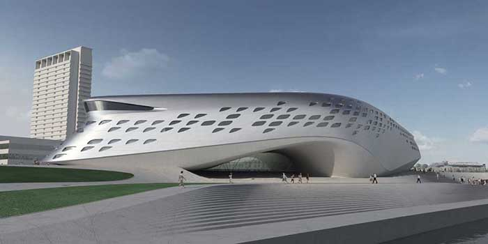 Культурный центр в Вильнюсе