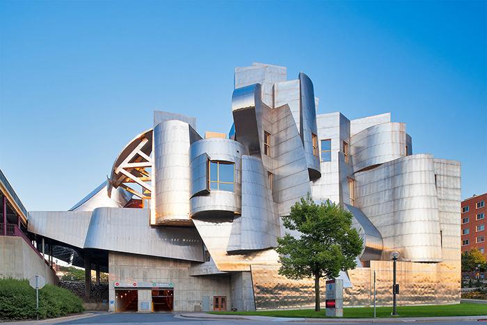 Художественный музей Вайсмана в Миннеаполисе