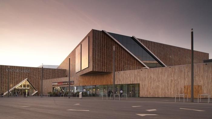 Торгово-развлекательный комплекс 'Вестсайд' в Брюннене