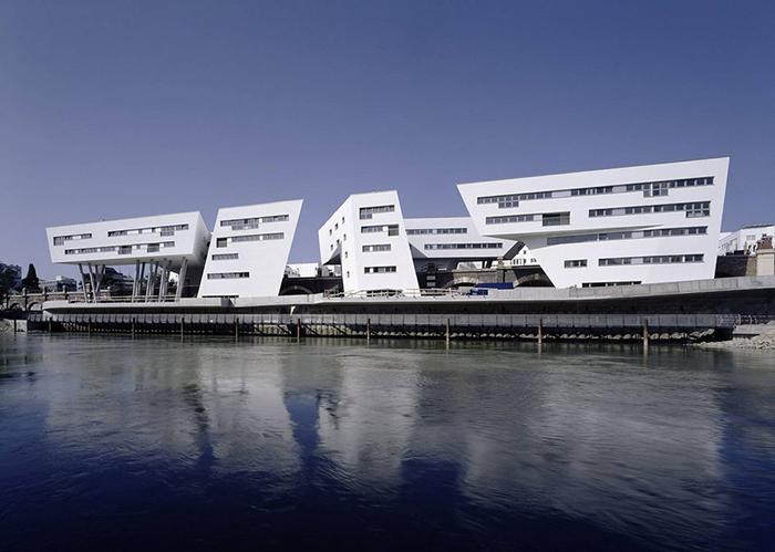 Жилой комплекс «Спиттелау-Виадуктс» в Вене