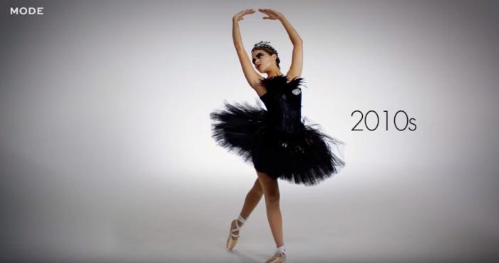 Нина Сейерс из фильма «Чёрный лебедь», роль которой в 2010 году исполнила Натали Портман (Natalie Portman).