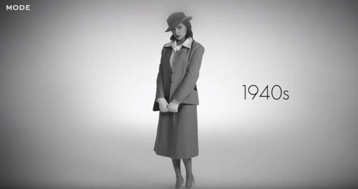 Ильза Лунд из фильма «Касабланка», роль которой в 1942 году исполнила актриса Ингрид Бергман (Ingrid Bergman).