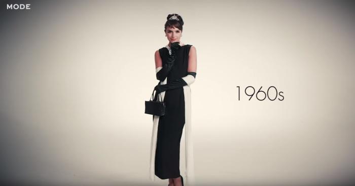 Холли Голайтли из фильма «Завтрак у Тиффани», роль которой в 1961 году исполнила неповторимая Одри Хепбёрн (Audrey Hepburn).