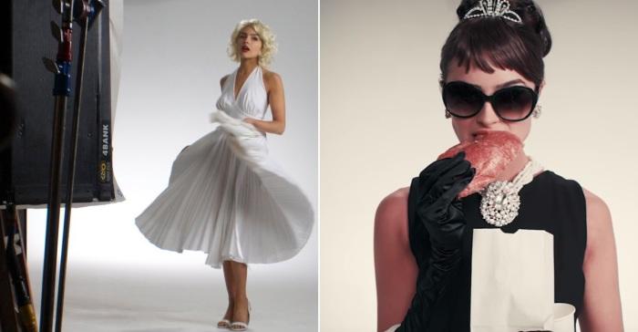 Эволюция женских образов в кино за последние 100 лет.