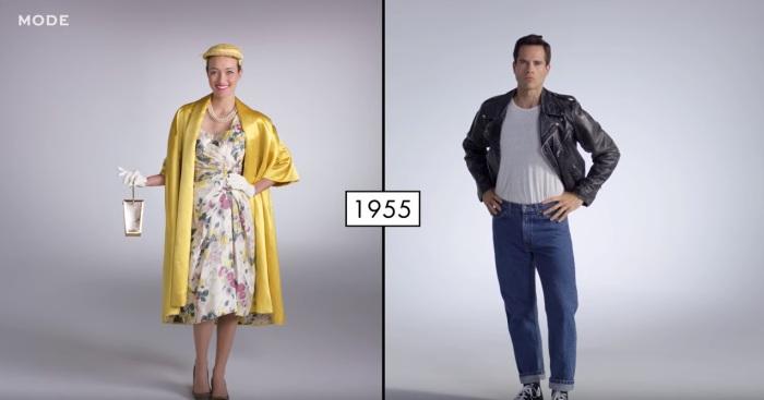 Середина двадцатого века - время возрождения Высокой моды (Haute Couture) и зарождения разных стилей в одежде.