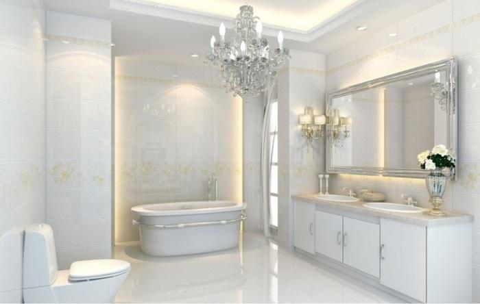 Как в дорогих отелях следят за чистотой ванных комнат.