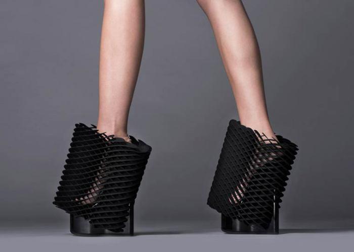 Туфли Young Shoe от японского дизайнера Майкла Янга.