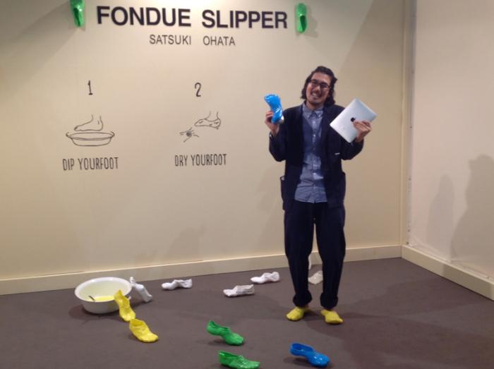 Сацуки Охата (Satsuki Ohata) изобрел новый способ изготовления обуви