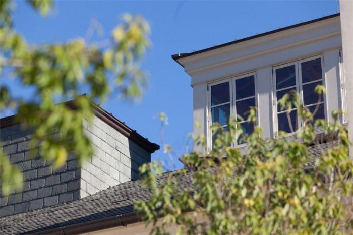 Дом в Атланте защитит не только от грабителей, но и от различных катаклизм.