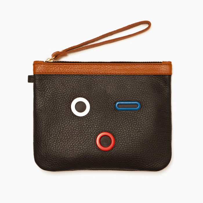Маленькие сумки-смайлы для самого необходимого