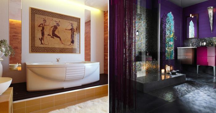 Ванные комнаты выглядят по-разному в каждой стране мира.