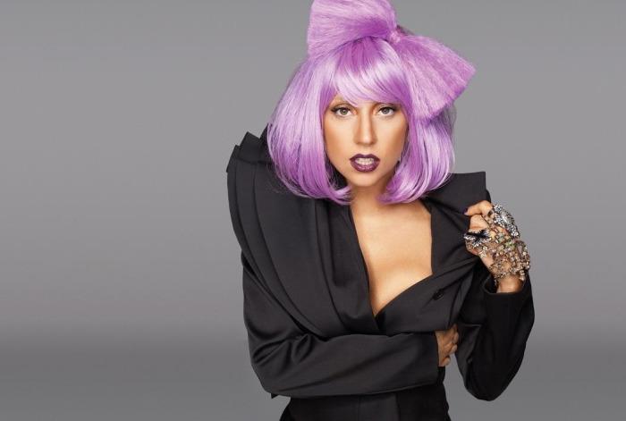 Самые сумасшедшие наряды Lady Gaga.