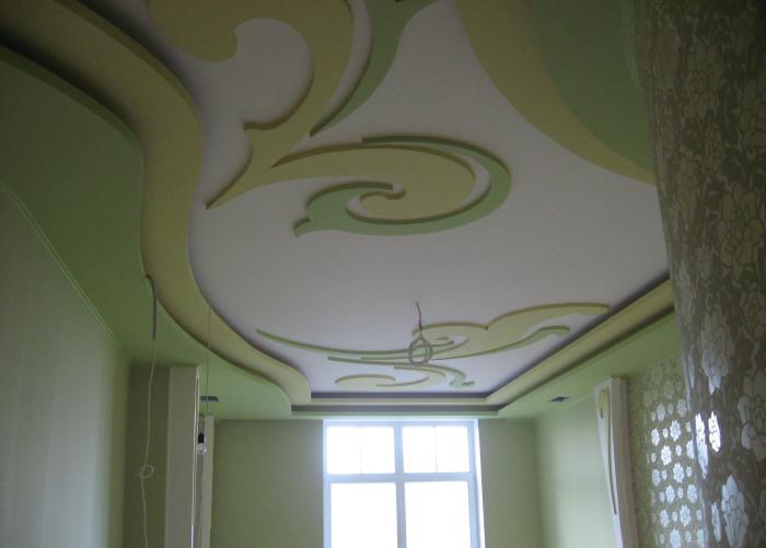 Гипсокартонные потолки не только давно устарели, но и сокращают пространство.
