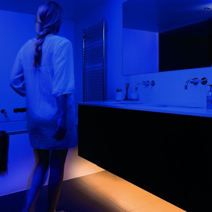 Освещение, основанное на датчиках движения и LED-подсветке от датской компании «e3light Group».