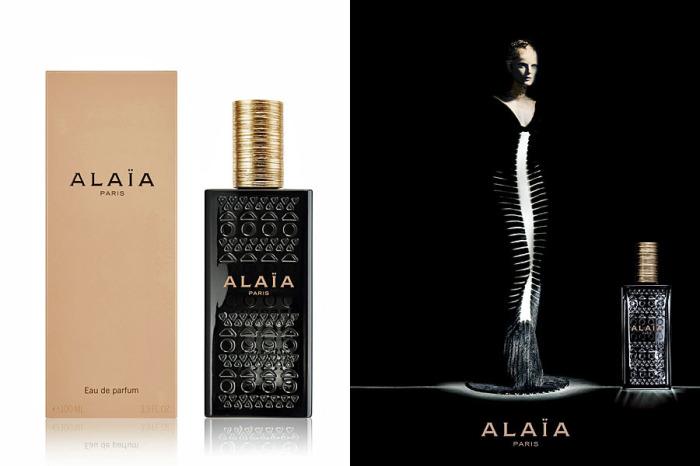 «Paris» - новый парфюм от Alaia.