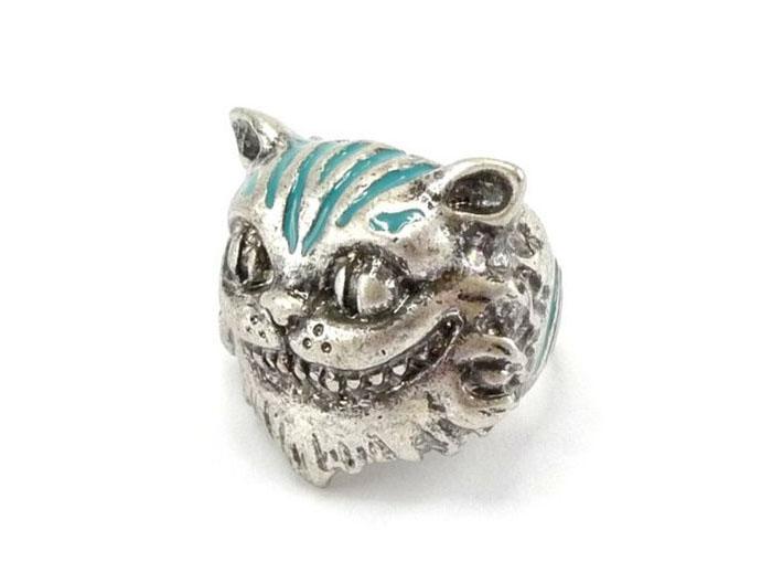 Кольцо Чеширский кот из сказки Алиса в Стране Чудес.