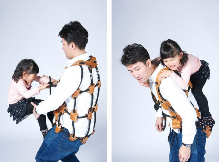 Джунгли-тренажер для ребенка.